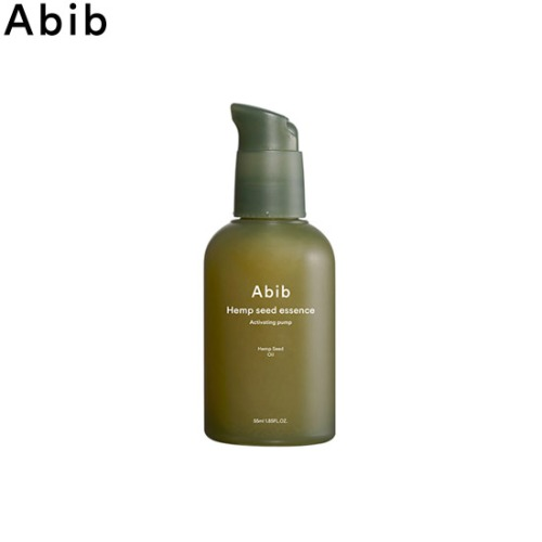 ABIB Hemp Seed Essence Activating Pump 55ml