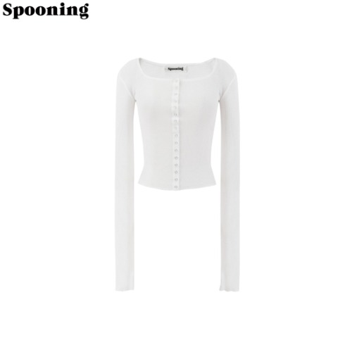 SPOONIN Nostalgia Sleeve (White) 1ea,Beauty Box Korea