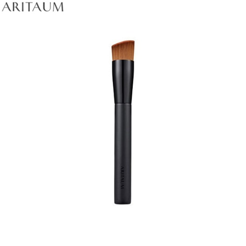 ARITAUM Full Cover Angle Foundation Brush 1ea