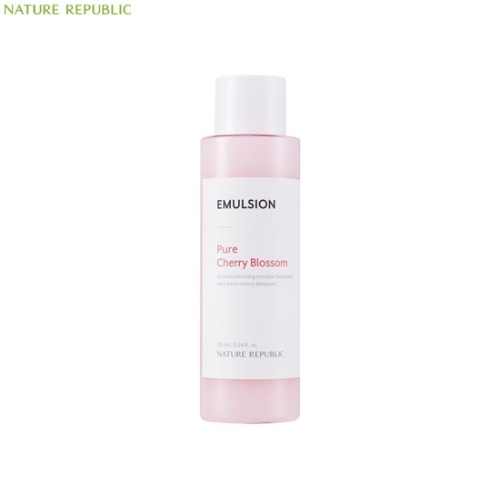 NATURE REPUBLIC Pure Cherry Blossom Emulsion 155ml