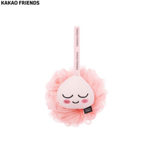 KAKAO FRIENDS Single Mini Bath Puff 1ea