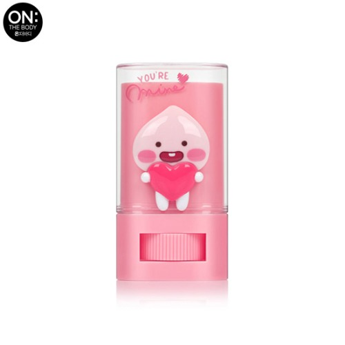 ON THE BODY Little Apeach Natural Fresh Powdery Sun Stick SPF50+ PA++++ 14.5g [ON THE BODY X LITTLE FRIENDS Season 4]