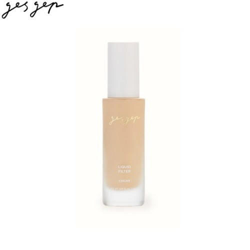 GESGEP Liquid Filter Foundation SPF40 PA++ 30ml
