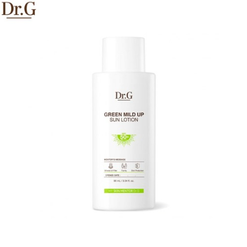 DR.G Green Mild Up Sun Lotion SPF50+ PA++++ 90ml