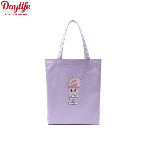 DAY LIFE ESTHER BUNNY Lettering Eco Bag 1ea