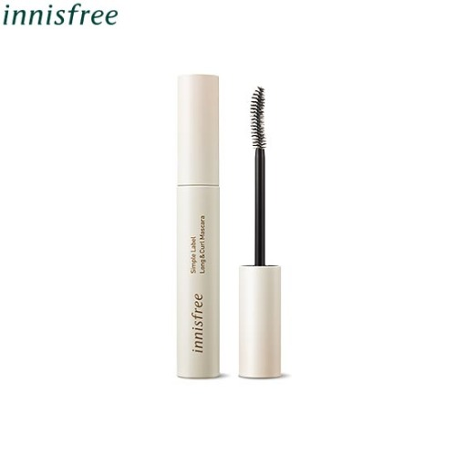 INNISFREE Simple Label Long & Curl mascara 7.5g