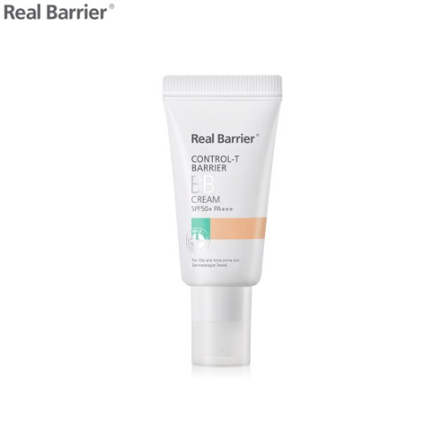 REAL BARRIER Control-T Barrier BB Cream SPF50+ PA++++ 50ml