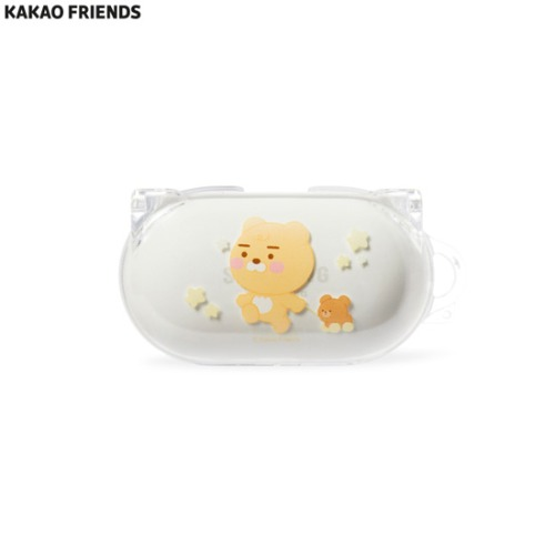 KAKAO FRIENDS Galaxy Buds Case Clear 1ea