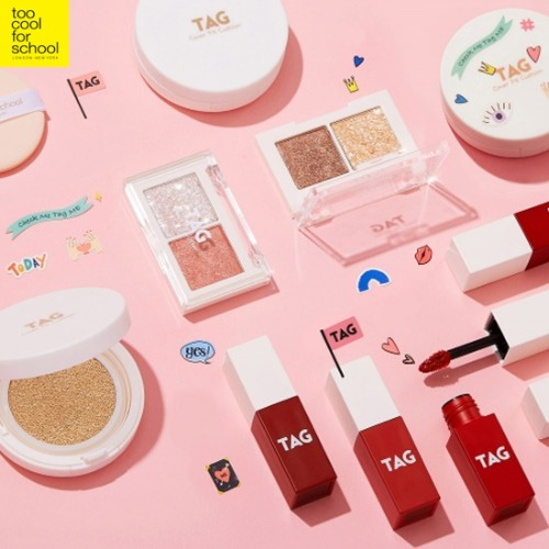 TOO COOL FOR SCHOOL TAG x Yoo's Beauty Market Set 3items