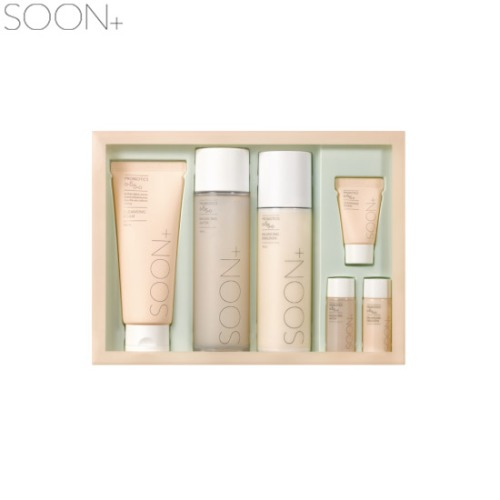 SOON+ 5.5 Balancing Skincare Set 6items