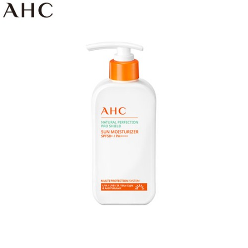 AHC Natural Perfection Pro Shield Sun Moisturizer SPF50+ PA++++ 200ml