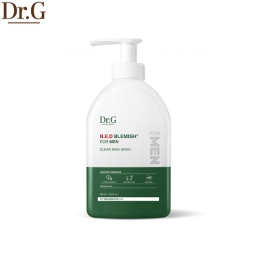 DR.G RED Blemish For Men Clear Skin Wash 500ml