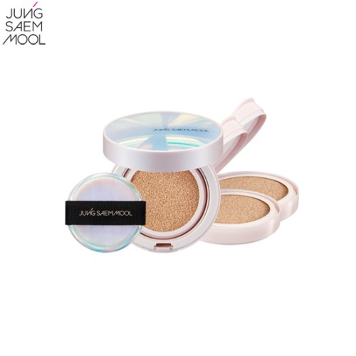JUNGSAEMMOOL Essential Skin Nuder Long Wear Cushion SPF50+ PA+++ 14g*3ea ['20 2nd White Edition]
