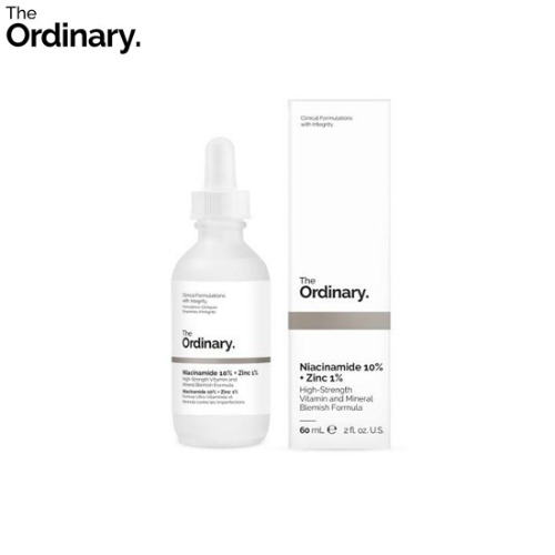 The Ordinary Niacinamide 10 Zinc 1 60ml Best Price And Fast Shipping From Beauty Box Korea