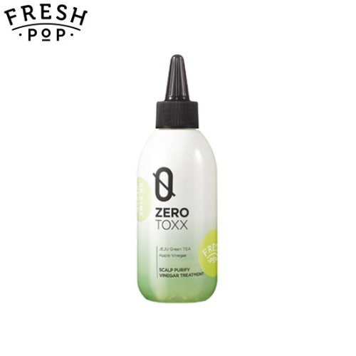 FRESH POP Zero Toxx Scalp Purify Vinegar Treatment 200ml