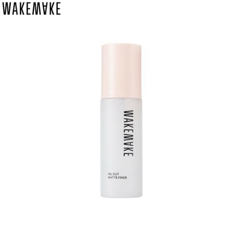 WAKEMAKE Oil Cut Matte Fixer 80ml