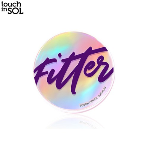 TOUCH IN SOL Pretty Filter Touch Cover Cushion SPF50+ PA+++ 12g