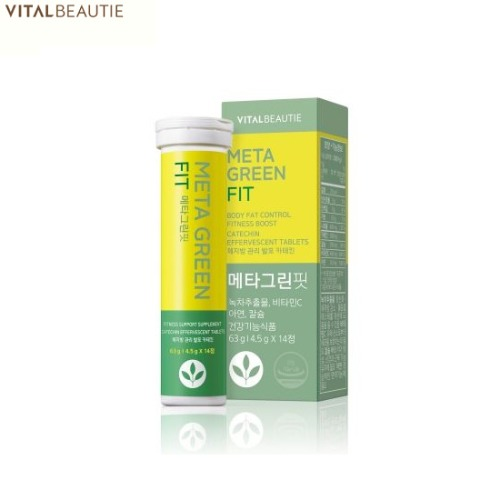 VITALBEAUTIE Metagreen Fit 4.5g*14tablets (63g)
