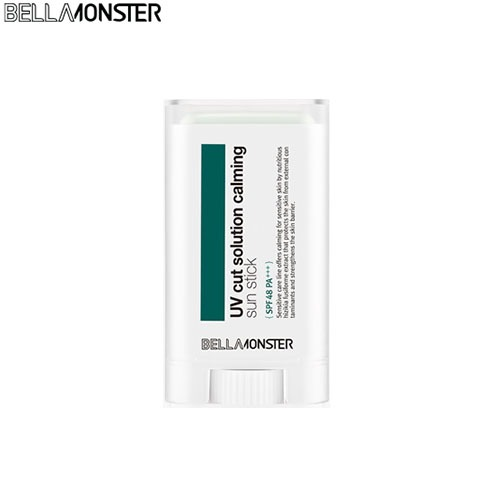 BELLAMONSTER UV Cut Solution Calming Sun Stick SPF48 PA+++ 17g