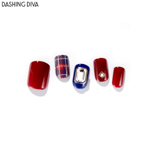 DASHING DIVA Magic Press Big Stone 1ea [Autumn Closet]