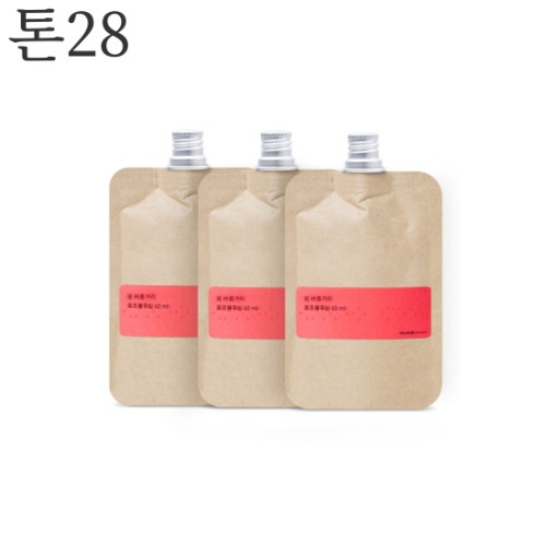 TOUN28 Body Lotion 60ml*3ea