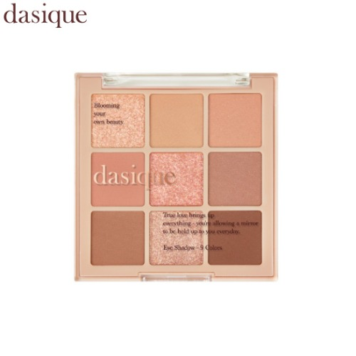 DASIQUE Shadow Palette #05 Sunset Muhly 7.0g