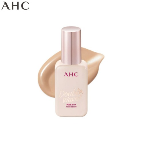 AHC Double Wave Pink-Hya Foundation SPF30 PA++ 30ml