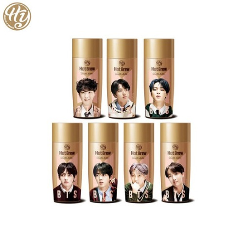 KOREA YAKULT BTS HY Hot Brew Vanilla Latte 270ml