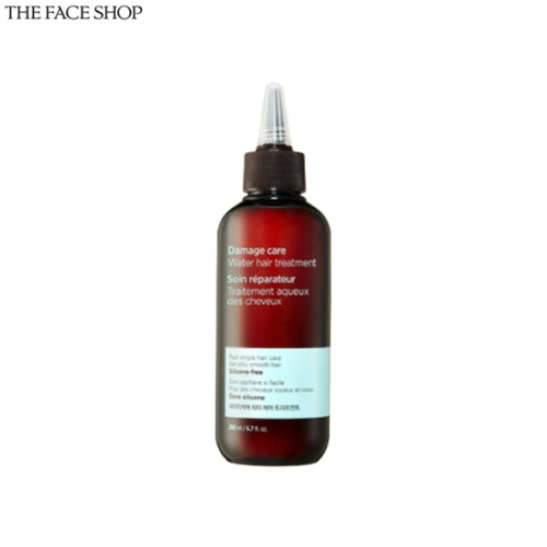 THE FACE SHOP Essential Damage Care Water Hair Treatment 200ml