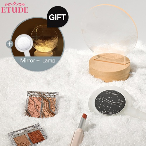 ETUDE HOUSE Glittery Snow Early Bird Kit 5items [Glittery Snow 2020 Holiday Collection][Online Excl.]