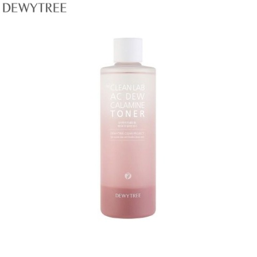 DEWYTREE The Clean Lab AC Dew Calamine Toner 400ml