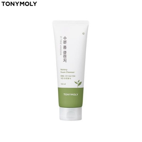 TONYMOLY The Green Tea True Biome Watery Foam Cleanser 150ml
