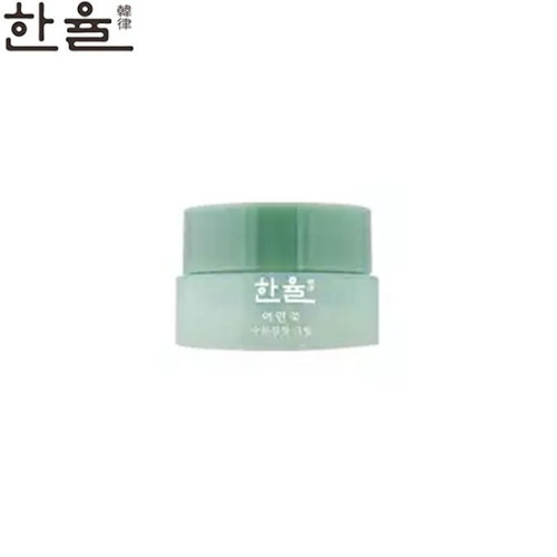 [mini] HANYUL Pure Artemisia Calming Water Cream 10ml,Beauty Box Korea