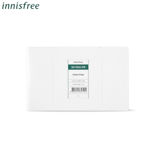 INNISFREE Cotton Pads 1.2 80ea
