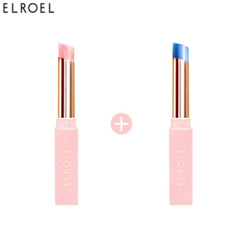 ELROEL Blanc Rouge (Inverted Lipstick) 3g [1+1]