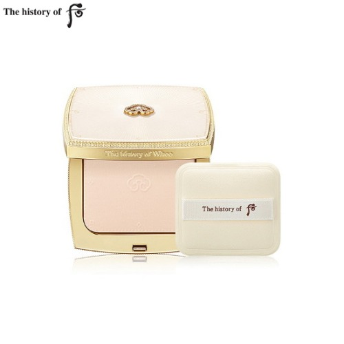 THE HISTORY OF WHOO Gongjinhyang Mi Velvet Powder Pact SPF30 PA++ 12g