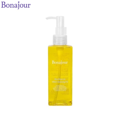 BONAJOUR Rice Bran 90 Mild Cleansing Oil 200ml