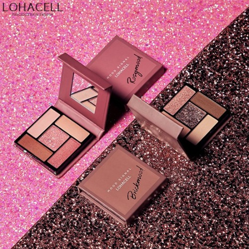 LOHACELL Mood Signal Eye Palette 3.46~3.55g