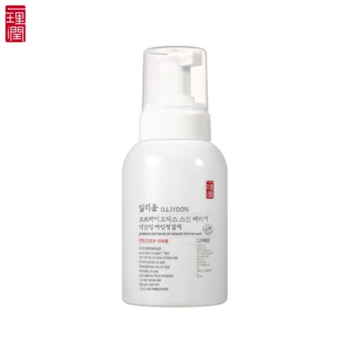 ILLIYOON Probiotics Skin Barrier pH-Balanced Feminine Cleanser 300ml