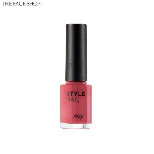 Beauty Box Korea - THE FACE SHOP Fmgt Style Nail 7ml [FW