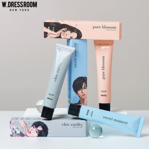 W.DRESSROOM X TRUE BEAUTY Perfume Hand Cream 50ml