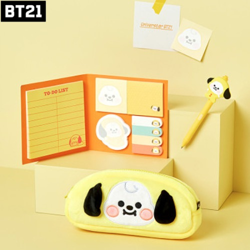 LINE FRIENDS BT21 Baby Stationery Set 3items