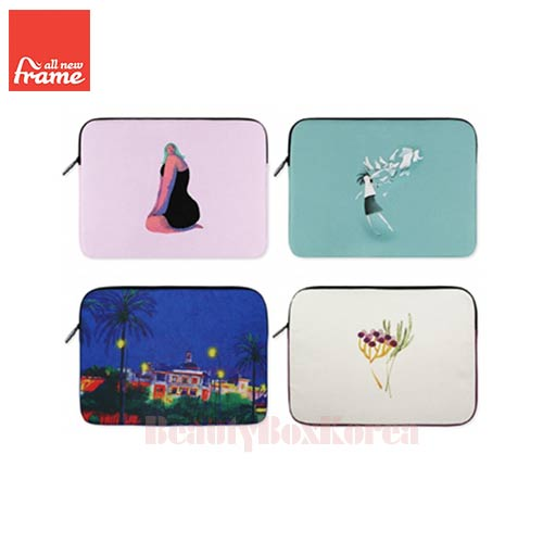 "ALL NEW FRAME Notebook Pouch Collection(Laptop Sleeve) 11"" 1ea,ALL NEW FRAM"