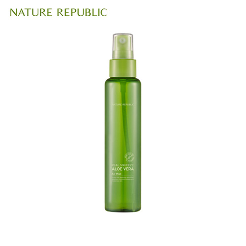 NATURE REPUBLIC Real Squeeze Aloe Vera Air Mist 95ml,NATURE REPUBLIC