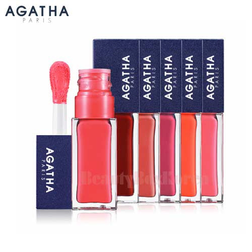 AGATHA Tres Bien Lip Color 7.5g,AGATHA