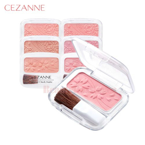 CEZANNE Natural Cheek N 3.5g,CEZANNE
