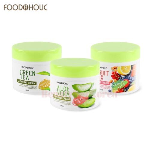 FOODAHOLIC Power Perfect Cleansing Cream 300ml,FOOD A HOLIC