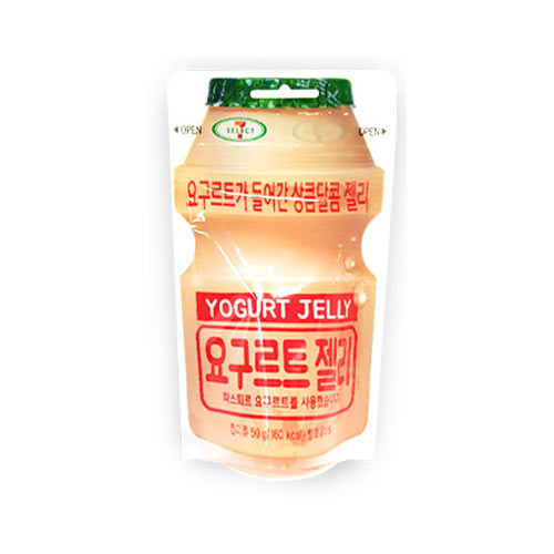 SEVEN ELEVEN Yogurt Jelly 50g,Own label brand