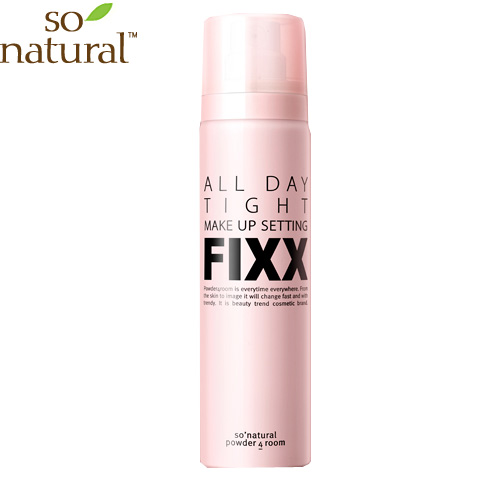 So Natural All Day Makeup Fixer 75ml Best Price And Fast Shipping From Beauty Box Korea