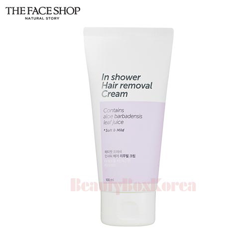 The Face Shop Etiquette Fresh In Shower Hair Removal Cream
